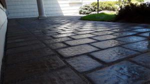 sealing pavers